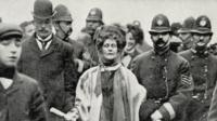 Suffragettes on the injustices faced by women in the 1800s, and why things had to change.