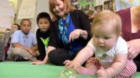 The baby helping to reduce bullying at school