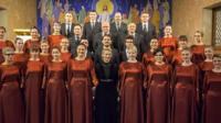 The Pontamina Choir
