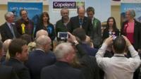 Copeland candidates