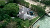 Drug baron Pablo Escobar's Miami mansion demolished