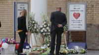 Tributes to Manchester victims