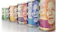South African bank notes