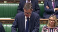 Work and Pensions Secretary David Gauke
