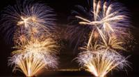 Fireworks in Hull