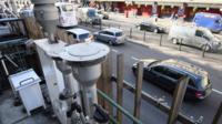 Air pollution monitoring station