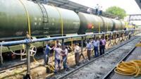 water train