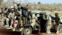 Rundunar sojin Najeriya dai ta sha yin ikirarin cin galaba kan mayakan kungiyar ta Boko Haram