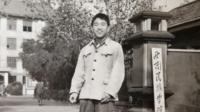 Former Barefoot Doctor Gordon Liu in 1978