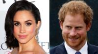 Prince Harry has confirmed US actress Meghan Markle