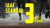 IAAF doping scandal: Three key points