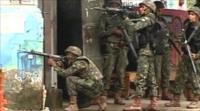 Brazilian security forces enter Rio favela