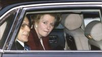 Mrs Thatcher at 1984 Brighton conference