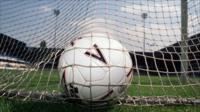 Ball in Net