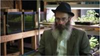 "Christopher Toole describes his ""aquaponics"" fish-farming project"