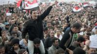 A political gathering in Lebanon