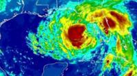 Storm graphic