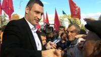 Vitali Klitchko