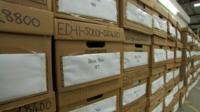Patients' records