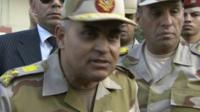 Army Chief of Staff General Sedky Sobhi