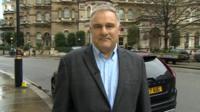 The BBC's Laurie Margolis