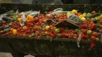 Waste food