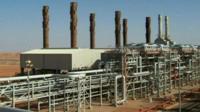 In Amenas gas facility