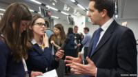 Emily and Ailsa interview Edward Timpson