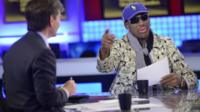 Dennis Rodman on ABC's This Week with George Stephaopoulos