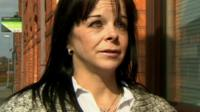 Jobseeker Anne-Marie Tootill