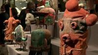 Hopi masks in Paris