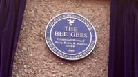 Bee Gees blue plaque