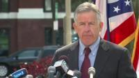 Cuyahoga County prosecutor Tim McGinty
