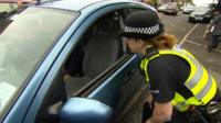 Police offer speaking to driver