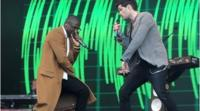 Labrinth and The Script
