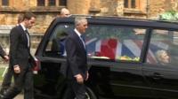 Andrew Simpson funeral