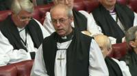 The Most Rev Justin Welby