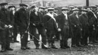 Miners in Cwm