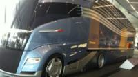 MAN's Concept S lorry