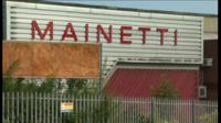 The former Mainetti factory