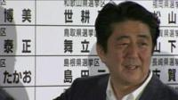 Newly elected PM, Shinzo Abe, is focused on Japan's economic recovery