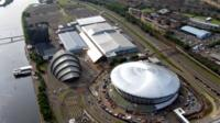 The Hydro, SECC and Clyde Auditorium