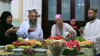 Muslims celebrate Eid al-Fitr in Urumqi, China