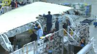 Airbus Broughton workers