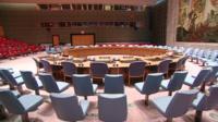 Inside UN Security Council
