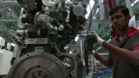 Car manufacturer in India
