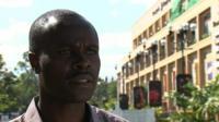 Security expert George Musamali