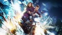 Picture shows – The Doctor (MATT SMITH), Clara (JENNA-LOUISE COLEMAN