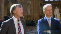David Amess and Henry Bellingham