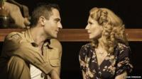 DARIUS CAMPBELL (Warden) and REBECCA THORNHILL (Karen)